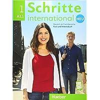 SCHRITTE INT.NEU 1 KB+AB+CD-Audio: Kurs- und Arbeitsbuch A1.1 mit CD zum Arbeitsbuch: Vol. 1 (SCHRINTNEU)