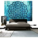 Wall Decor Tapestry, Coolfire Hippie Bohemian Mandala Boho Wall Art Hanging Tapestry (type 2)