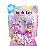 Twisty Petz, Series 4 3-Pack, Rainbowz Flying Unicorn, Grizzle Bear and Surprise Collectible Bracelet Set