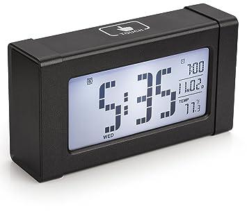 Superieur Alarm Clock, Arespark Music Digital Clock, Silent Bedroom Alarm Clock With  20 Polyphonic Music