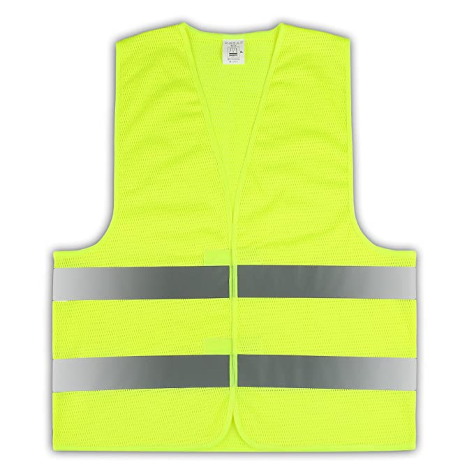 Clothing, Shoes & Accessories Easymesh® Kinder Signalweste Warnweste Signal Rot Xs Oder S Protective Suits & Coveralls