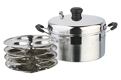 f41c8be06b9 Buy Pristine Stainless Steel Idli Cooker