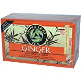 Triple Leaf Tea, Ginger, 20 Tea Bags, 1.4 oz (40 g) - 2pcs