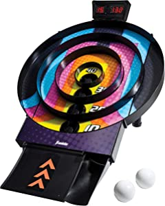 Franklin Sports Whirl Ball Arcade Game - Game Room Ready Tool Free Arcade Game - Auto Scoring Electronics with Arcade Ball Return Ramp Great for Kids and Family Fun!