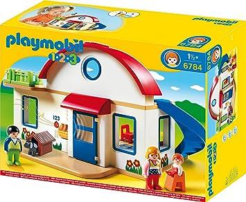 Playmobil 6784 Wohnhaus Amazon De Spielzeug