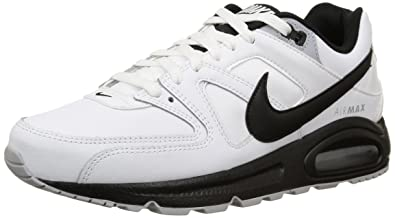 Command Max Blanc Leather Homme NIKE Chaussures De Air Sport EC5f8SqP