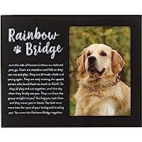 Pearhead Pet Memorial Sentiment Frame, Pet Memory Picture Frame, Dog or Cat Tribute…