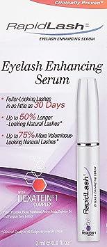 4a8856490fb Amazon.com: Rapidlash Eyelash Enhancing Serum, 0.1 Fl Oz: Beauty