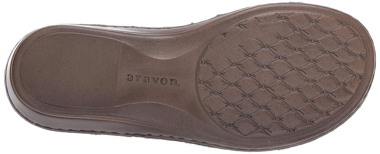 Aravon Womens Cambridge 2 Strap Sneaker