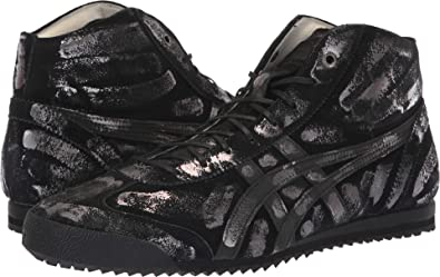 7221a50bfda10 Amazon.com | Onitsuka Tiger by Asics Unisex Mexico 66¿ SD MR Black ...