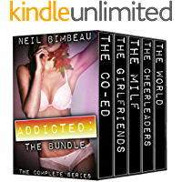 Addicted: The Bundle (The Master's Taste The Complete Series)