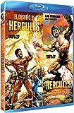 El Desafio de Hércules + La Furia del Coloso [Blu-ray]