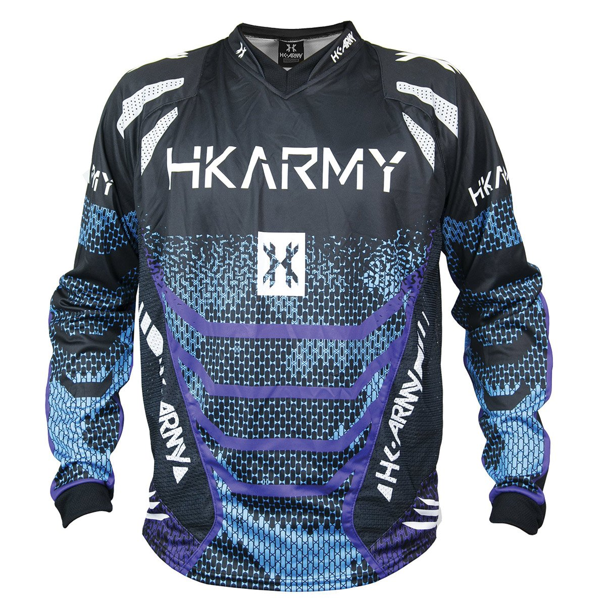HK ArmyフリーラインペイントボールJersey – AMP B078GZP6HQ 3X-Large