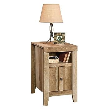 Sauder 420139 Side Table, Furniture, Craftsman Oak