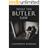 What The Butler Saw  *** TOP 10 BOOK ***