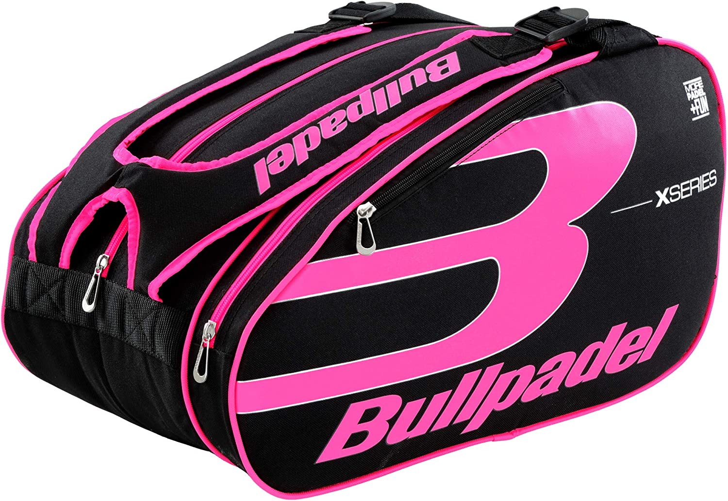 Bullpadel Paletero Fun X-Series Pink