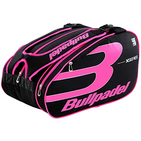 Paletero Bullpadel Fun X-Series Pink: Amazon.es: Deportes y aire libre