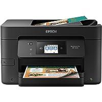 Epson WorkForce Pro WF-3720 Wireless All-in-One Inkjet Printer (Black)