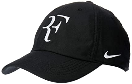 Nike RF U Nk Arobill H86 Cap Gorra, Hombre, Negro/Blanco, Talla