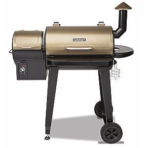 Cuisin2art CPG-400 Wood BBQ Grill