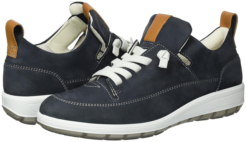 Ara Damen Tokio Sneaker, Blau Saddle) (Blau, Saddle) Blau d9ae49