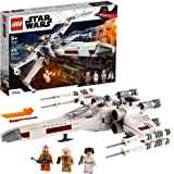 LEGO Star Wars Luke Skywalker's X-Wing Fighter 75301 Awesome Toy Building Kit for Kids, New 2021 (474 Pieces)