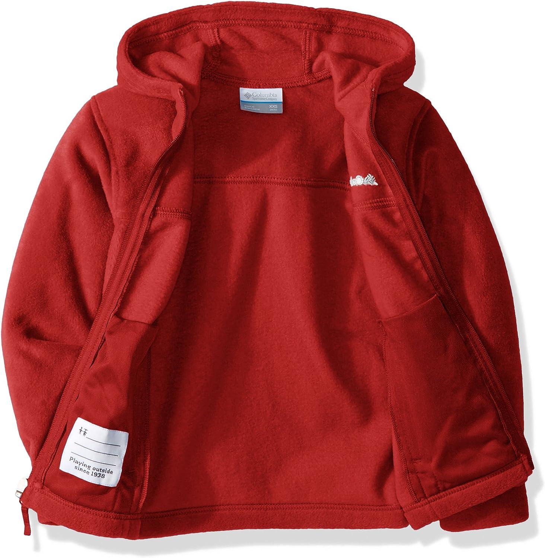 Columbia Baby Boys Steens Ii Fleece Hoodie Jacket