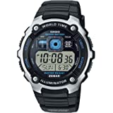 Casio Collection – Montre Homme Digital avec Bracelet en Résine – AE-2000W-1AVEF