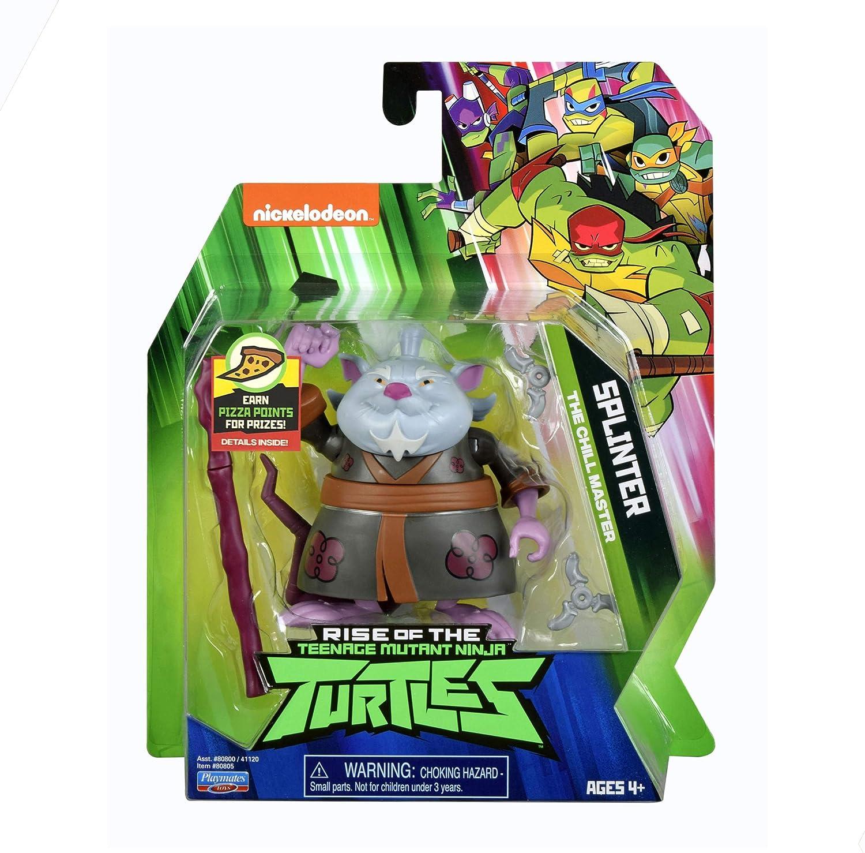 Rise of the Teenage Mutant Ninja Turtles Splinter Action Figure