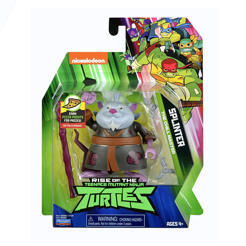 Teenage Mutant Ninja Turtles Rise of The Splinter Action ...