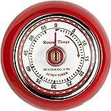 Eddingtons Magnetic Retro Timer, Red
