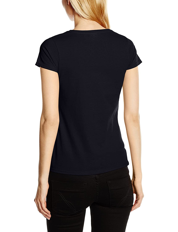 f60e761a Fruit of the Loom Women's Original T. T-Shirt: Amazon.co.uk: Clothing
