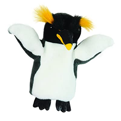 The Puppet Company CarPets Rockhopper Penguin Hand Puppet: Toys & Games