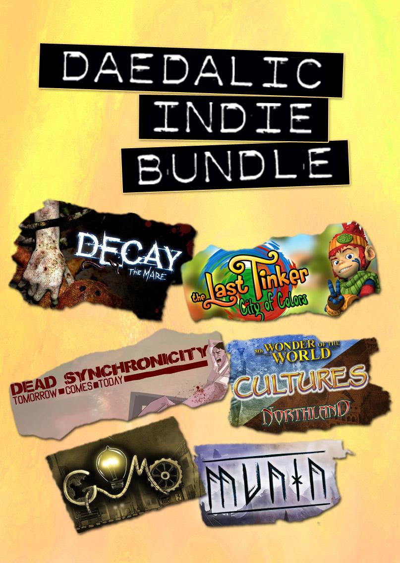 Daedalic Indie Bundle [Online Game Code]