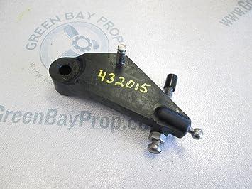 0432015 Evinrude Johnson Spark Advance Lever 40-50 Hp