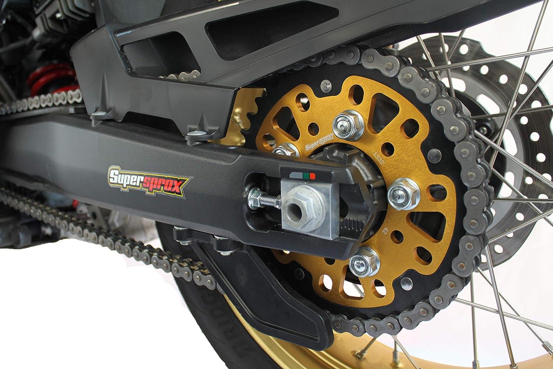 SuperSprox RST-301-45-GLD Gold Stealth Sprocket
