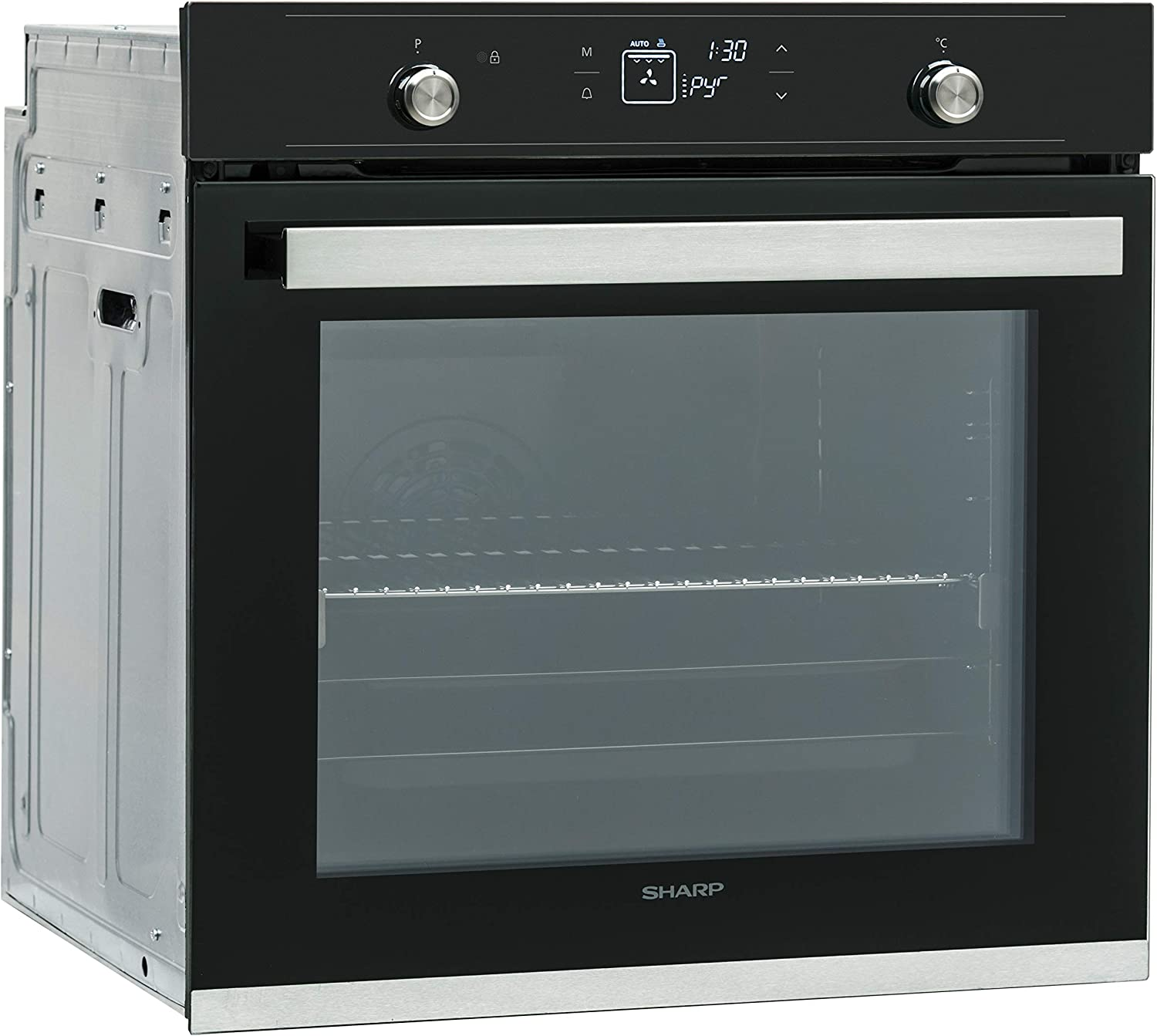 Sharp – Horno Sharp K 71 V 28 BM 2 -: Amazon.es: Grandes ...
