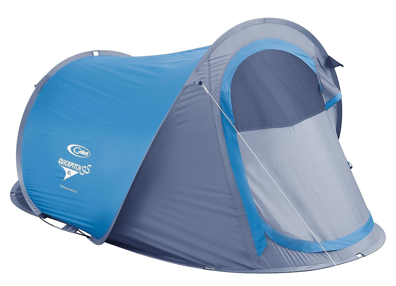 size 40 93630 149d3 Gelert Quick Pitch SS XL Three Man Tent