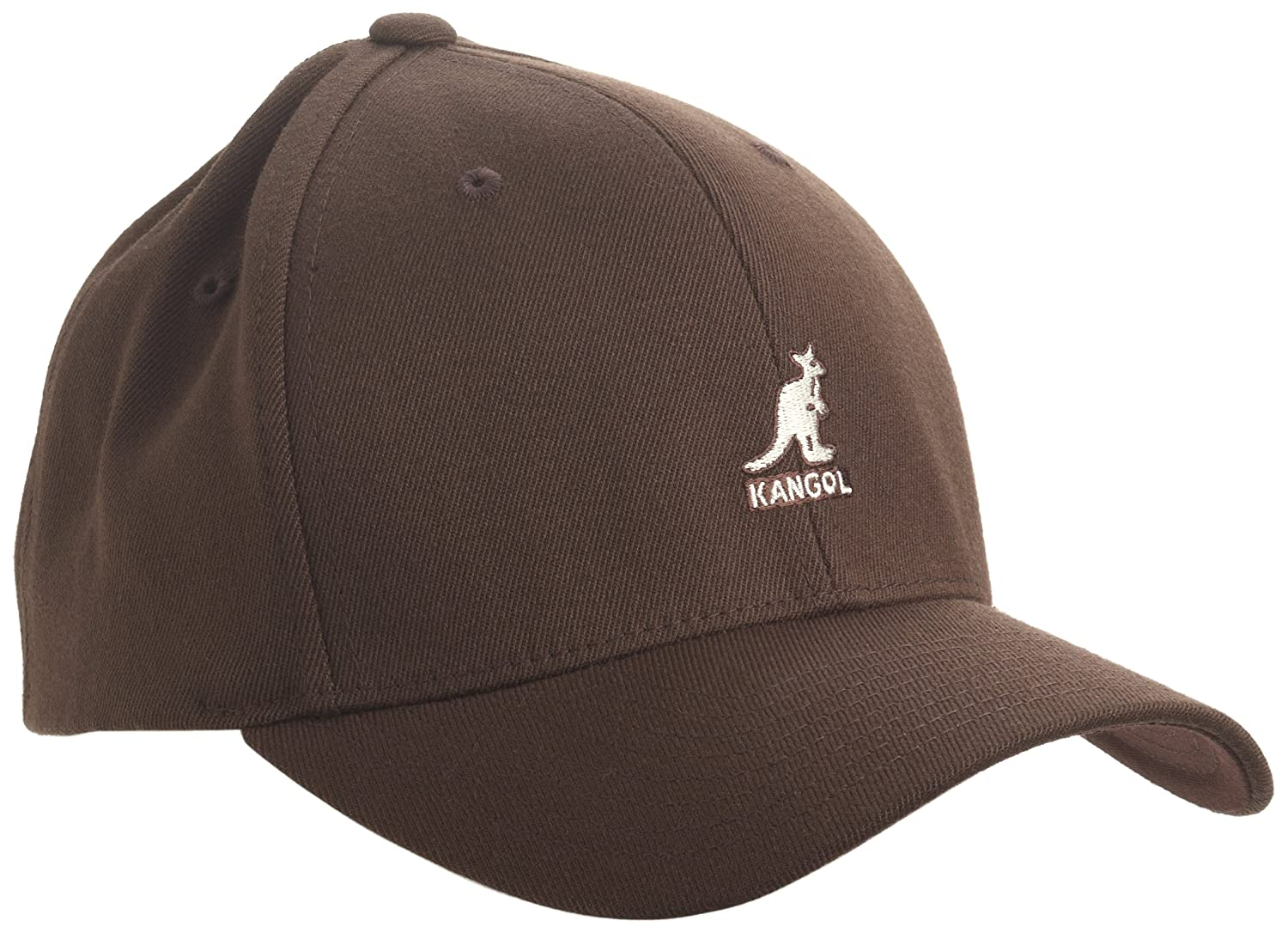 Kangol Men's Wool Flex-Fit Baseball Cap Kangol Men's Headwear 8650BC