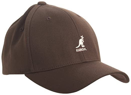 e99ed92a7b8 The Kangol Sport Collection Men s Wool Flex-Fit Baseball Cap at Amazon  Men s Clothing store  Baseball Caps