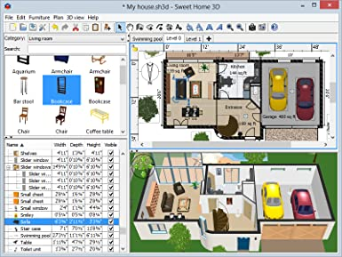 Amazon Com Sweet Home 3d Pc Download Software