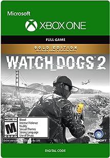 Amazon.com: Watch Dogs 2 Gold Edition - Xbox One Digital ...