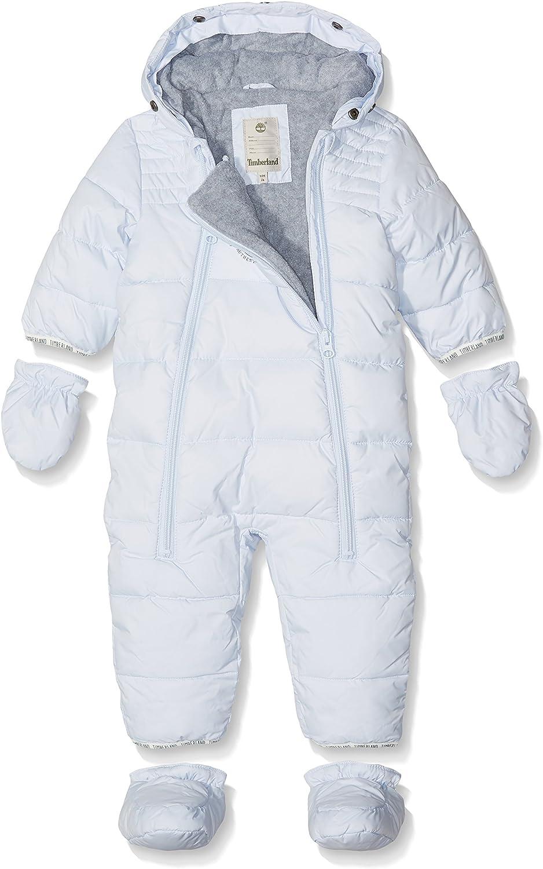 Timberland Combinaison Pilote, Tuta da Neve Bimba, Blu (Ciel