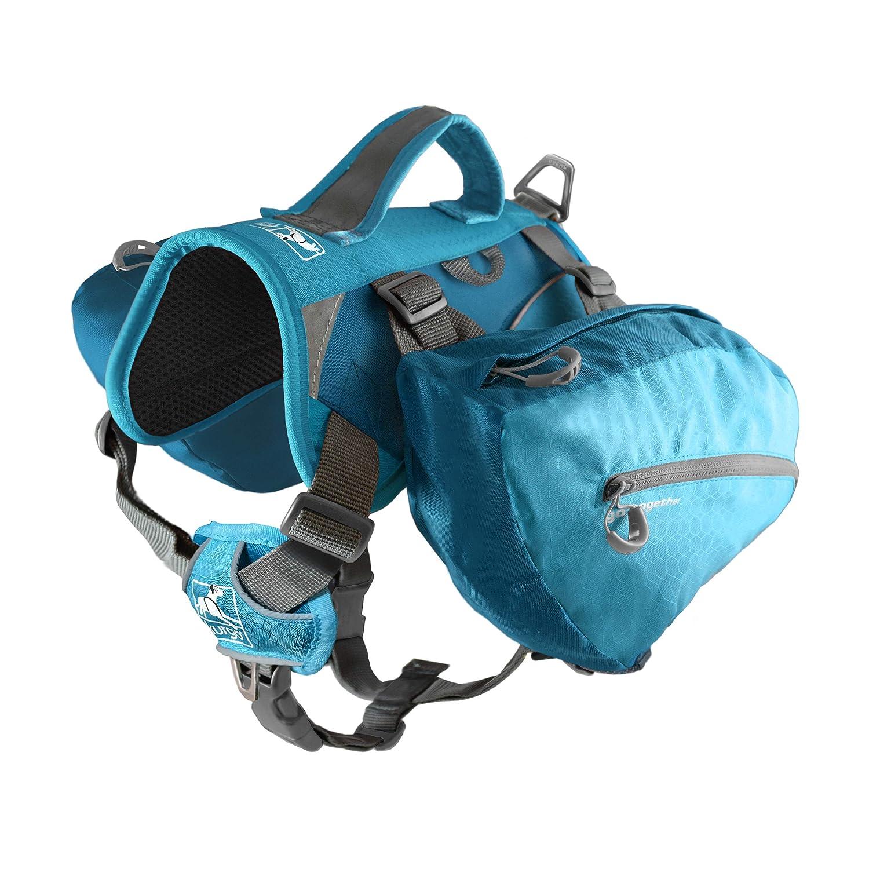 Pet Harness Backpack Saddlebag Camping Travel Hiking Dog Backpacks for Pets to Wear Back Pack for Dogs Kurgo Dog Backpack