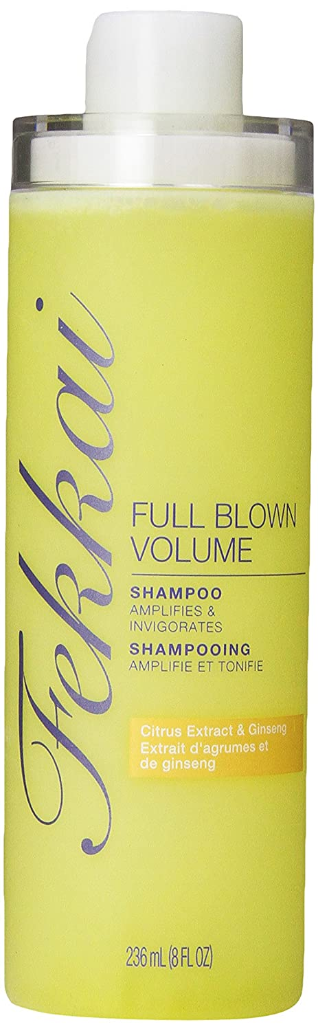 Fekkai Full Blown Volume Shampoo, Citrus Extrat & Ginseng, 8 Fl Oz