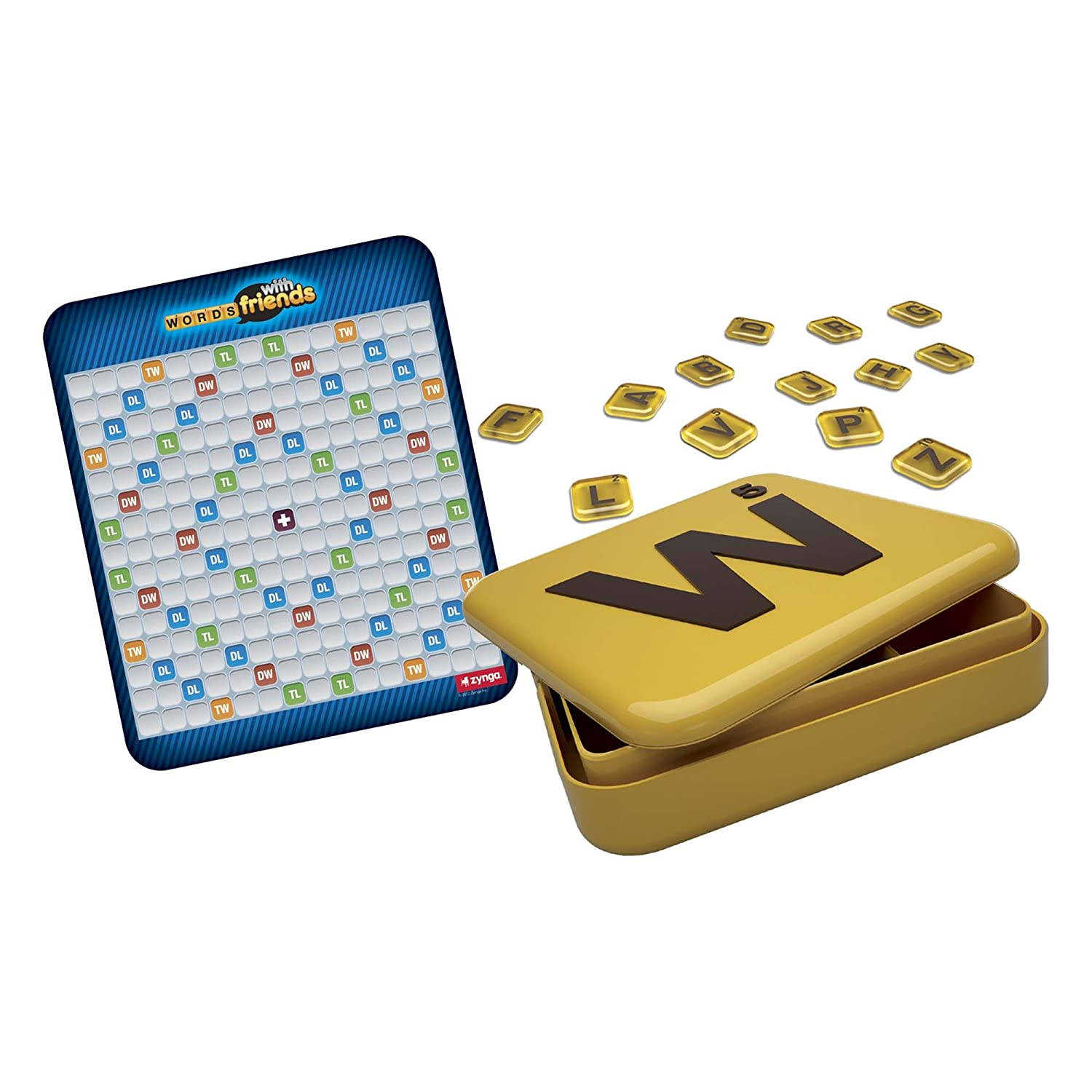 Amazon Words With Friends To Go Toys Games