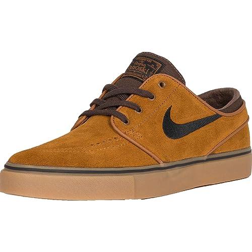 more photos ecf78 5fa98 Nike SB  Zoom Stefan Janoski  Kids. Hazelnut Black Baroque Brown