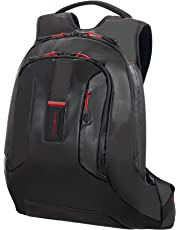 Samsonite Paradiver Light, Mochila, L (45Cm-19L), Negro