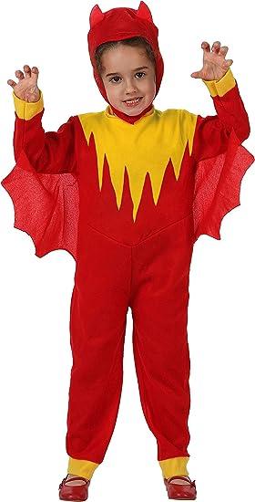Atosa 70174 - Disfraz de diablo para niño: Amazon.es: Juguetes y ...