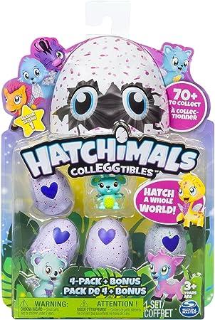 Más de 70 Hatchimals coleccionables,Sujétalos en tus manos hasta que su corazón cambie de color,Desc